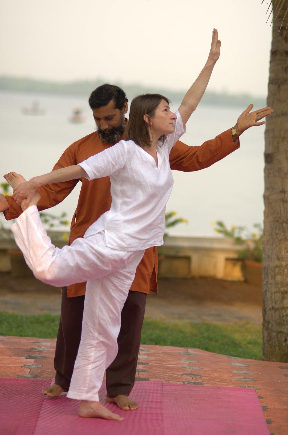 Somatheeram / Manaltheeram - Yoga Retreat Program - Tour