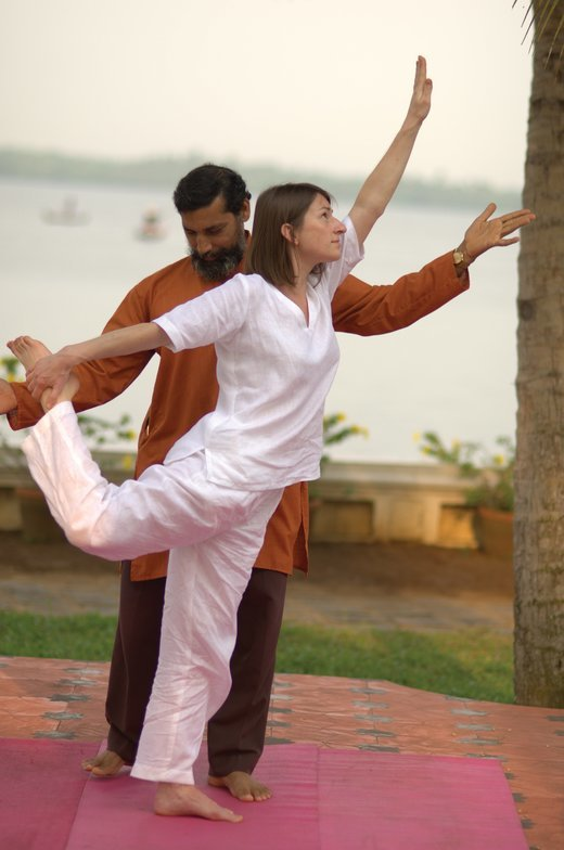 Somatheeram / Manaltheeram - Yoga Retreat Program - Tour