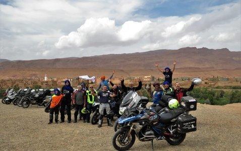 Marruecos - Del verde al desierto