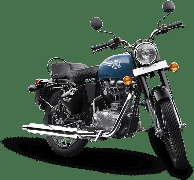 Royal Enfield Standard - 350 CC - Tour