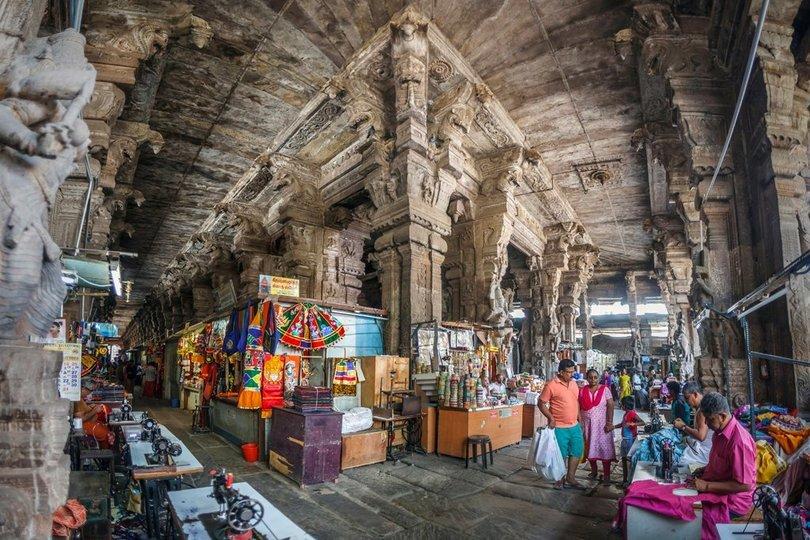 Madurai Half Day City Tour - Tour