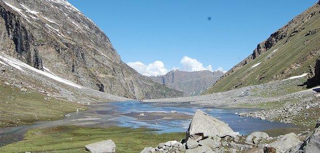 Hampta Pass - Chandratal Lake Trek