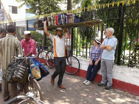 Customized Tour: Full Day British Bombay + Markets Jan 31 - Tour