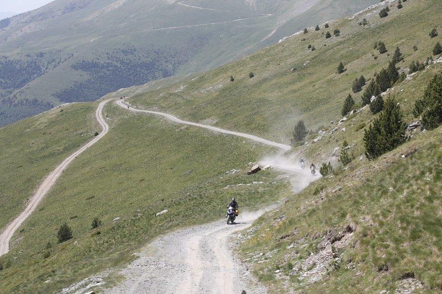 Transpirenaica Trail Adventure - Tour