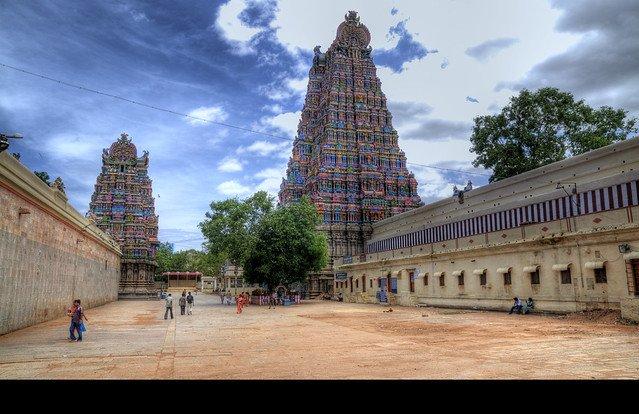 Madurai Meenakshi Amman Night Ceremony - Tour