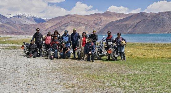 Ladakh with Zanskar Valley