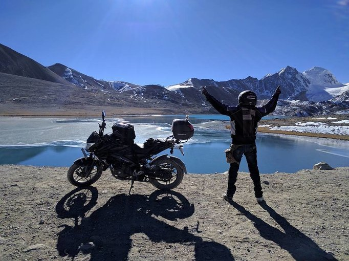 Sikkim Biking Expedition - Tour