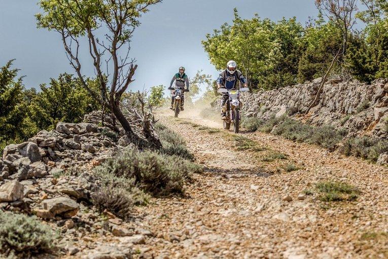 Enduro Tour Novigrad Croatia - Tour