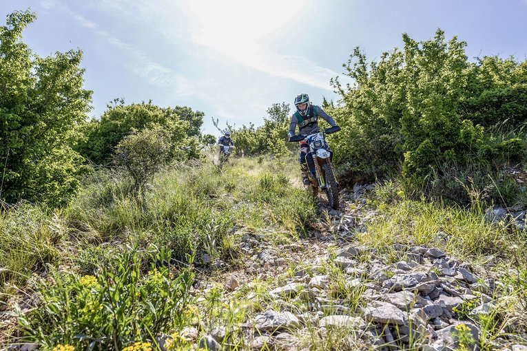 Enduro Trekking Island Ride Crotia - Tour