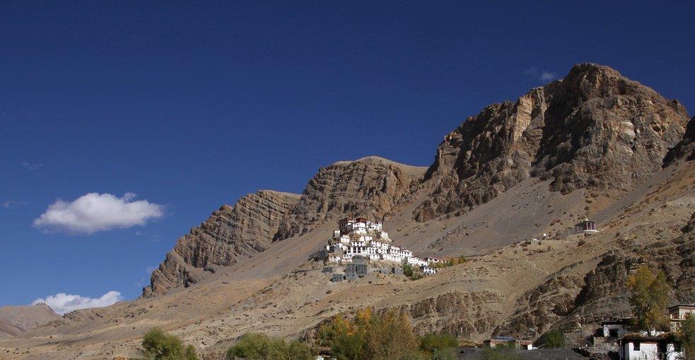 Spiti Valley Biking Expedition - Tour