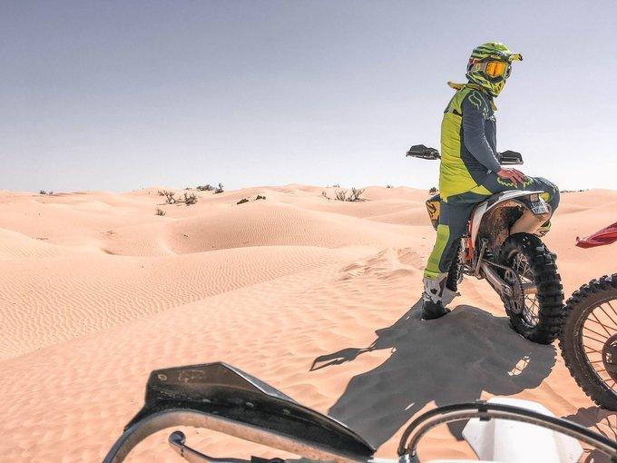 Enduro Tunisia - On the Tracks of Star Wars - Tour
