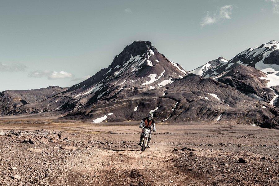Enduro Iceland - Tour
