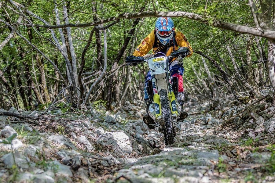 Thessaloniki Enduro Paradise - Tour