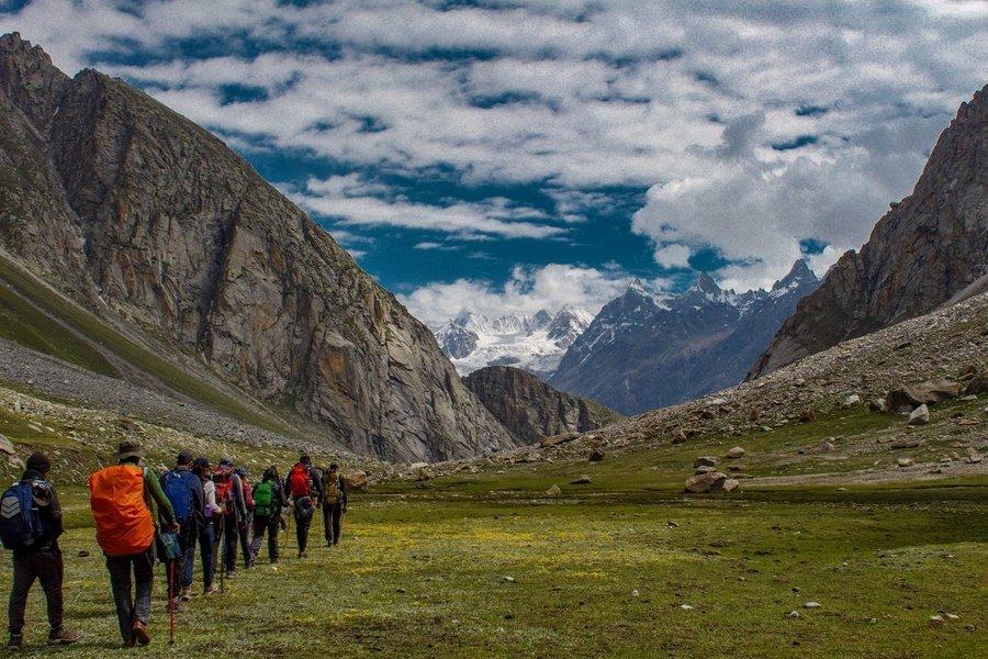 Hampta Pass - A stunning crossover trek from Manali to Spiti - Tour