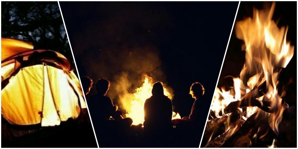 VRangers Popti Special Lakeside Camping - Tour