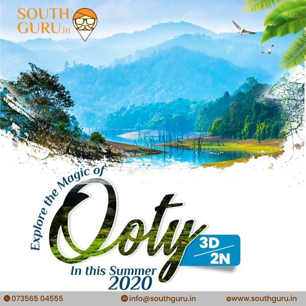 Ooty - Summer Special 2020 - Tour