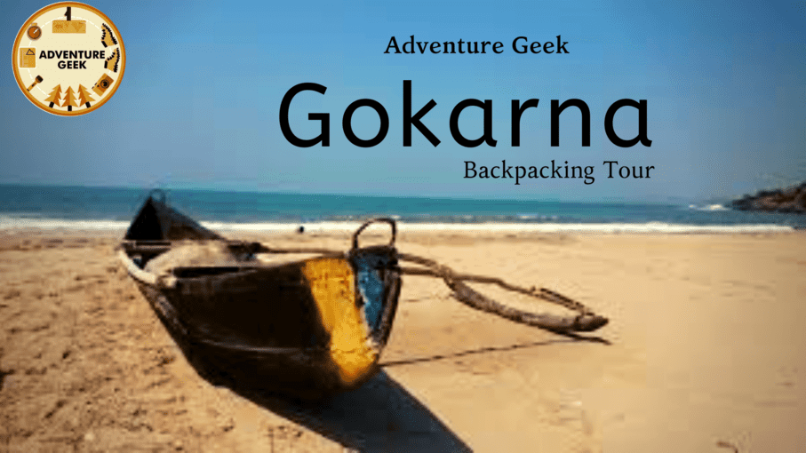 Back Pack Gokarna - Tour