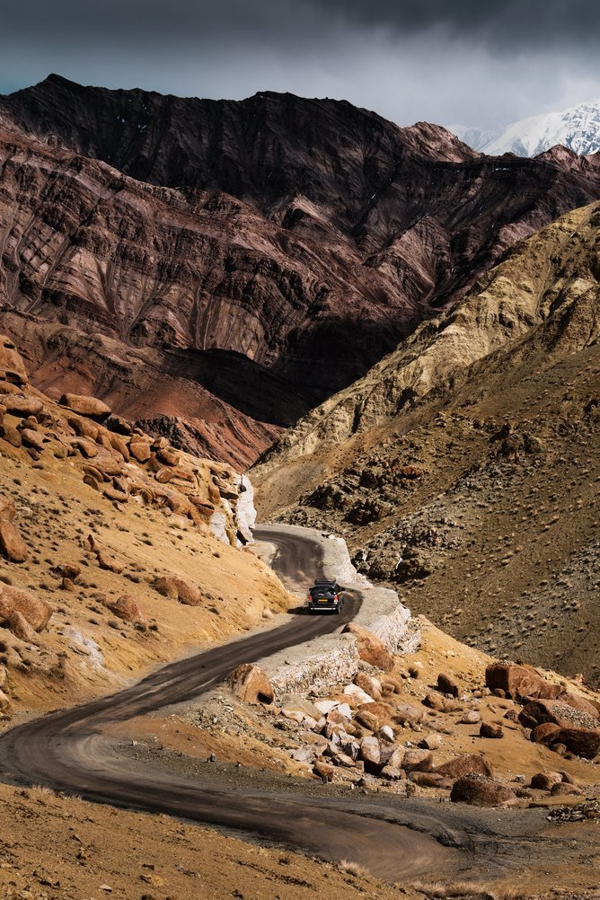 Indus valley - Shey Thiksey - Hemis - Tour