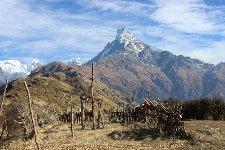 Mardi Himal Base Camp - Tour