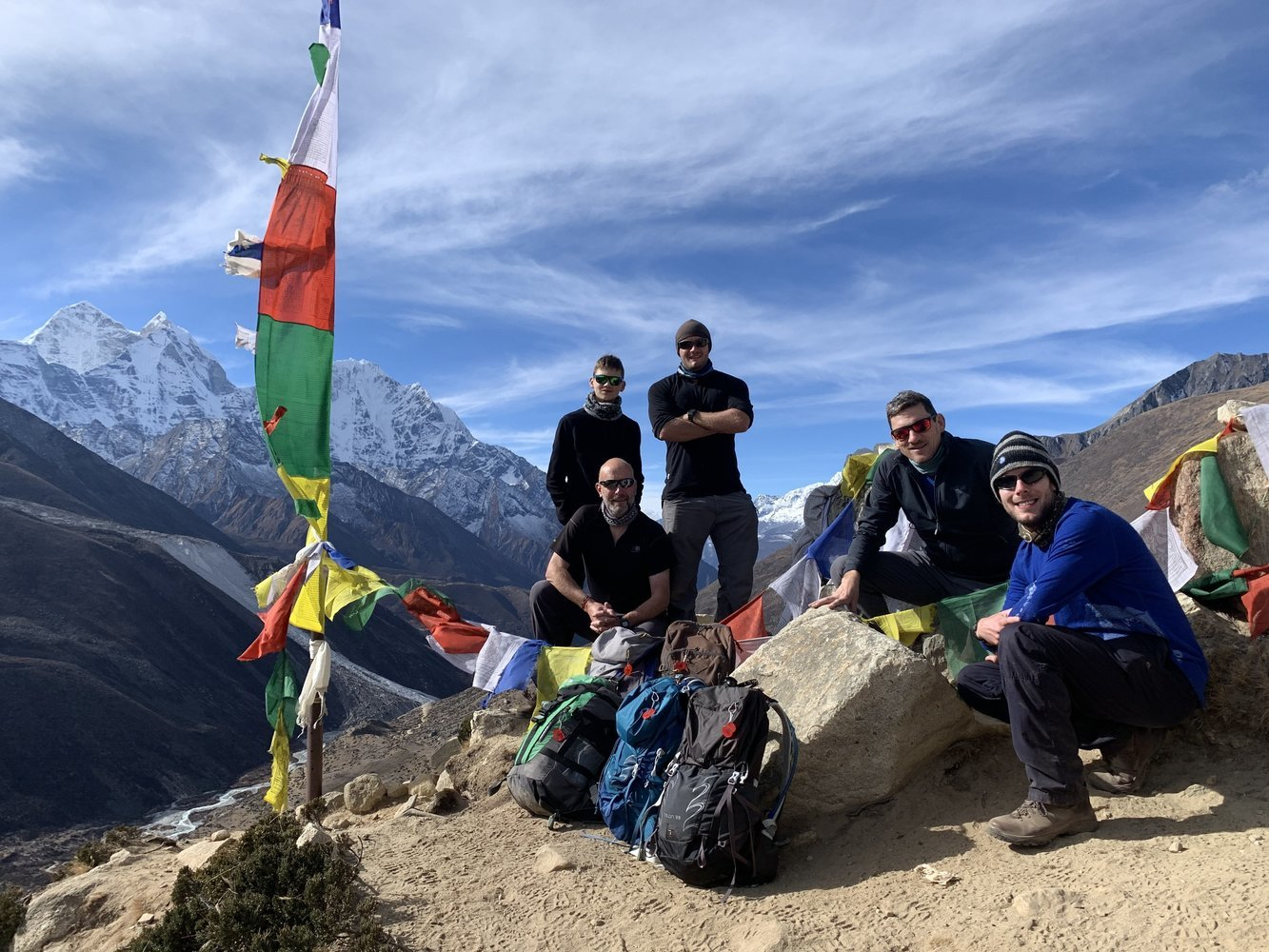 Everest Base Camp and Kalapather trek