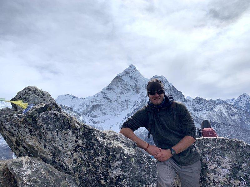 Everest Base Camp and Lobuche Peak - Tour
