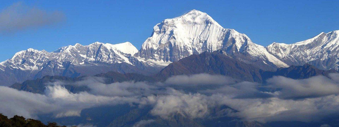 Round Dhaulagiri Trek - Tour
