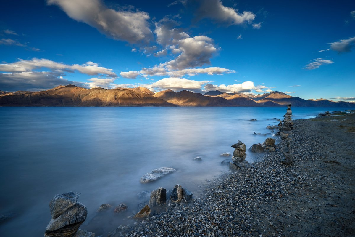 Camps/Hotels in Pangong - Collection