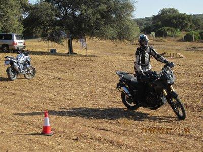 Curso iniciación Trail - Sevilla - 2 días