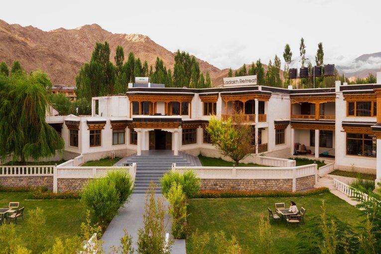 Hotel Ladakh Retreat - Tour