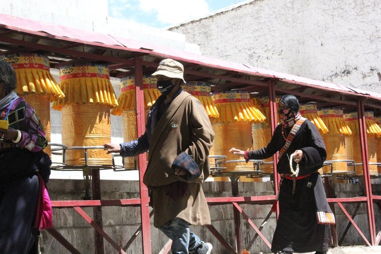 TIBET  -  LHASA & MONASTERIES – 4 DAYS - Tour