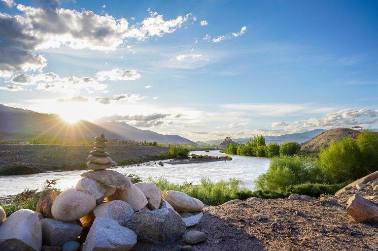 Best of Ladakh- Leh Nubra Pangong - Tour