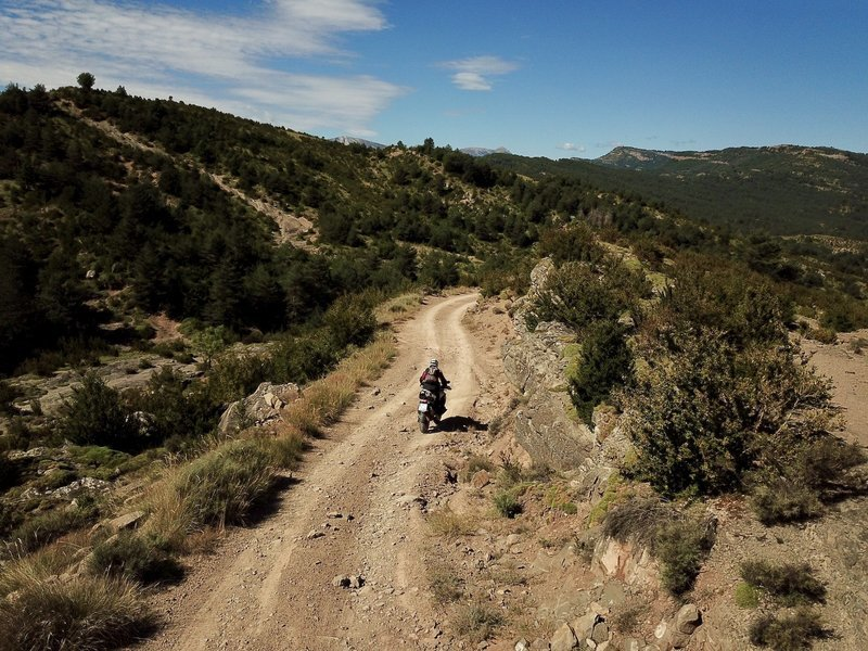 Trans-Pirineos Offroad - Tour