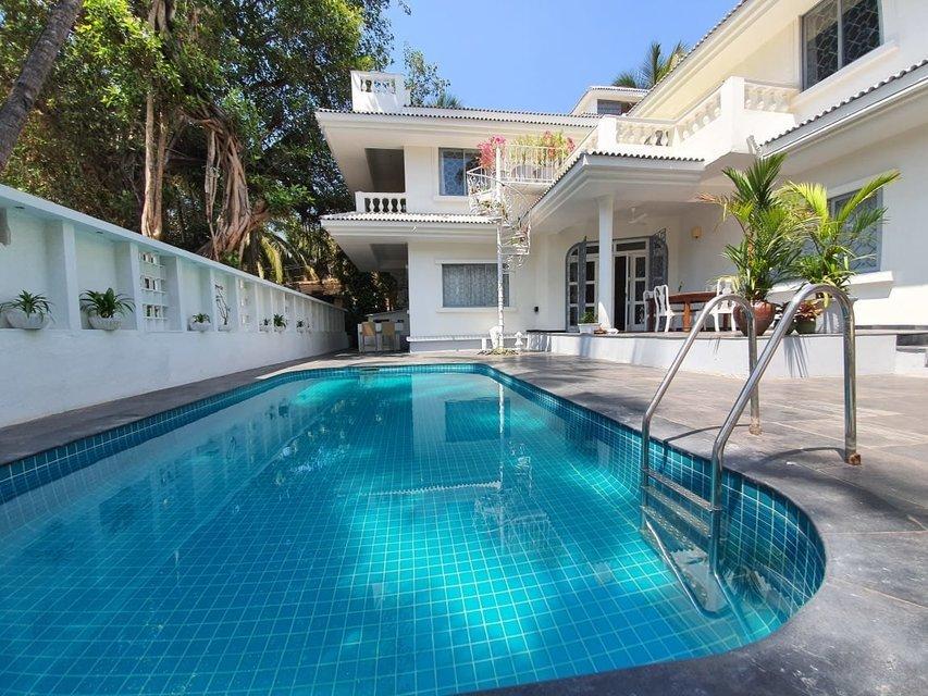 3 bedroom villa In Candolim - Tour