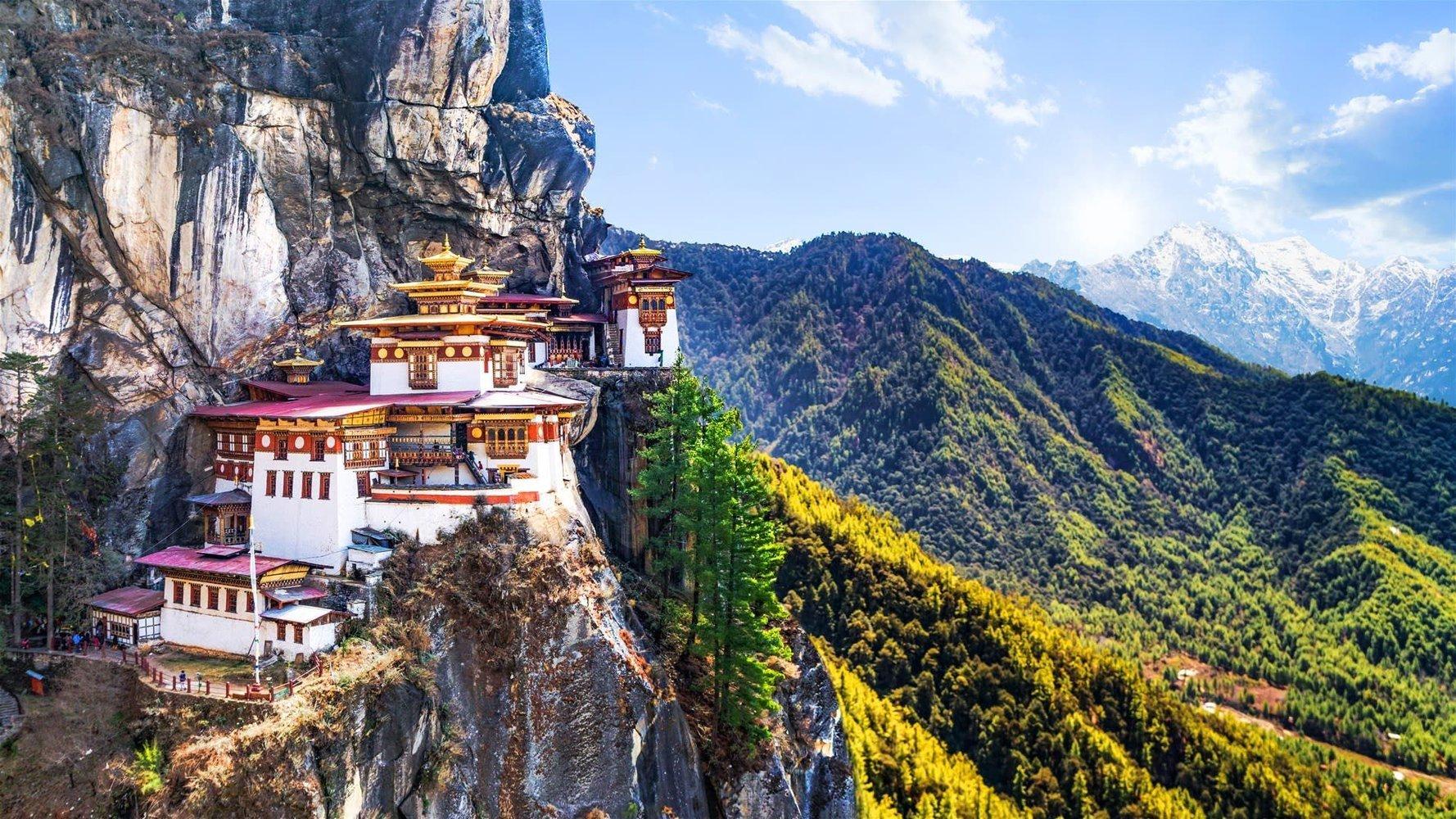 Bhutan - Journey to Druk Yul – 5 Days - Tour