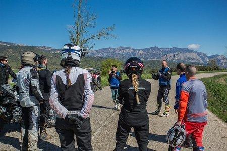 Curso iniciación Trail - Bassella - 1 día