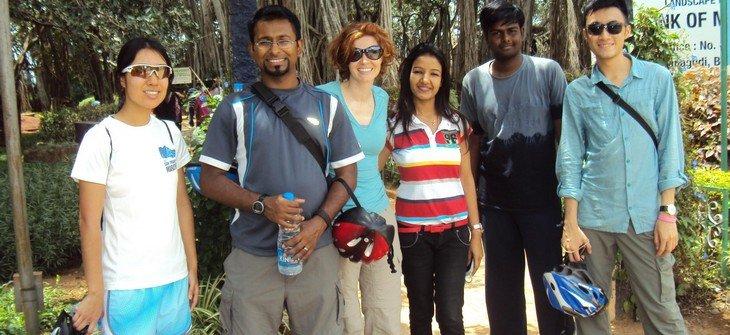 Passage to India - Tour