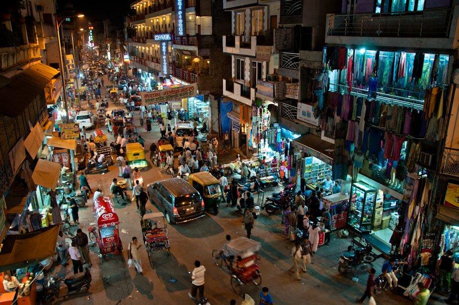 Delhi By Night - Tour