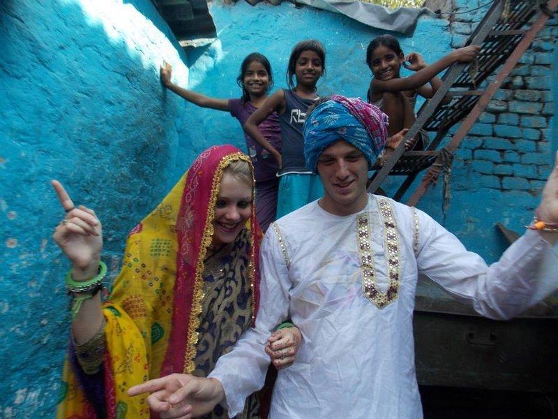 Bollywood Dance Class - Tour