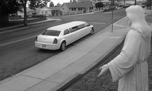 American Chrysler Limousine- Day Rental - Tour