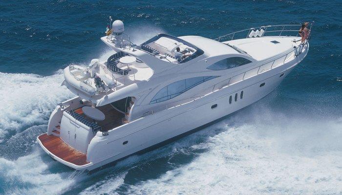 Majestic 66 FT Yacht - Tour