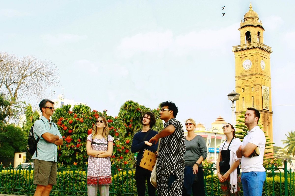 5pm -Daily Tour- Best of Mysore - Tour