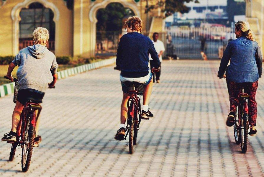 6:30am -Daily Tour- Cycle Tour - Tour