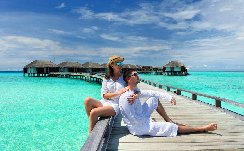 Honeymoon Havens in the Maldives