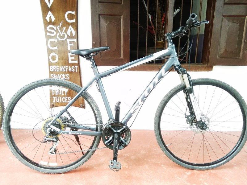 Bicycle Rental - Kochi - Tour