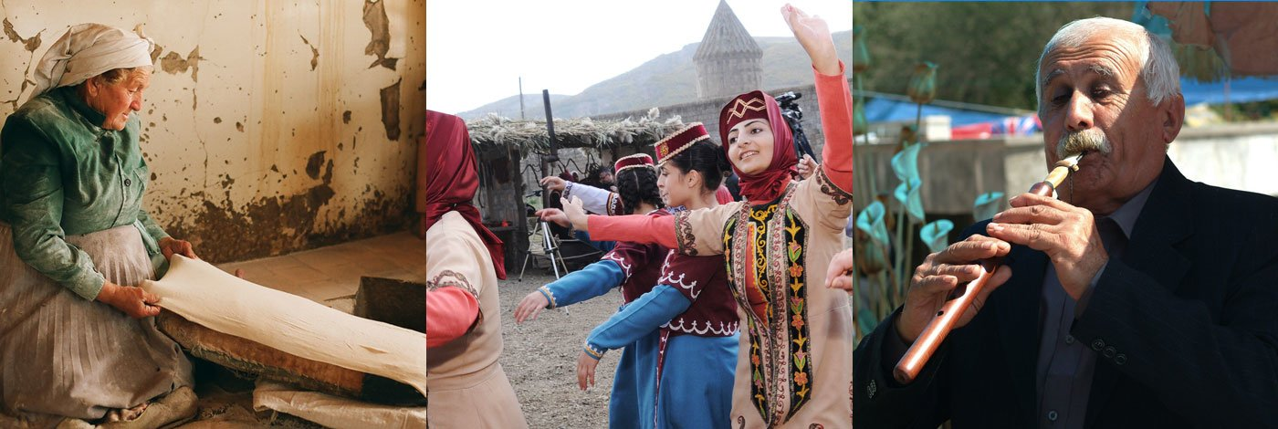 Cultural tour in Armenia  4 days / 3 nights - Tour