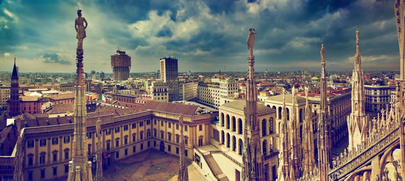 Milan & Paris - Tour