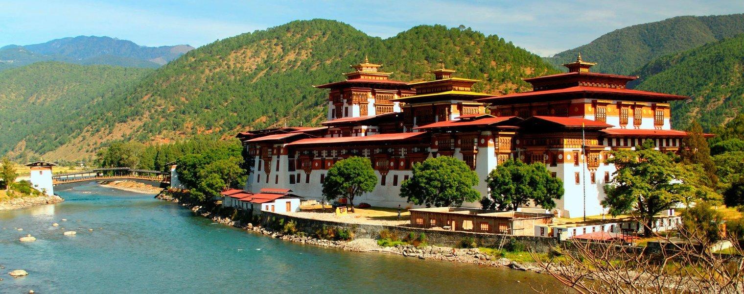 India with Bhutan - Tour