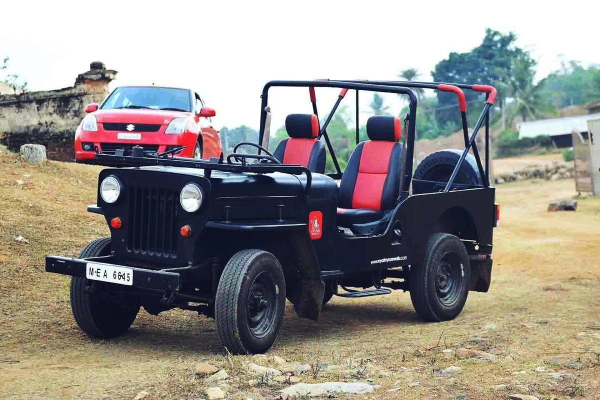 Sunday- 9am- Tipu's Trail - Tour
