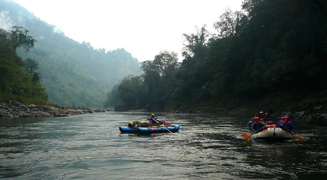 Kameng River Rafting Expedition - Tour