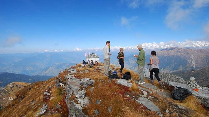 Chandrashila Trek - Tour